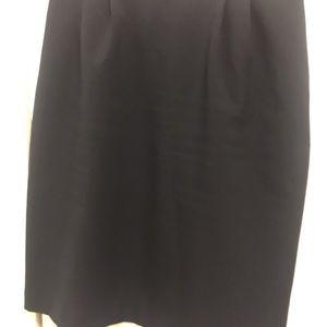Liz Baker Navy skirt